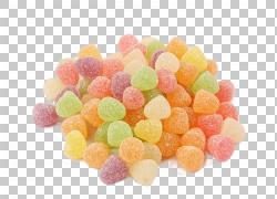 Gumdrop Gummi糖果Lollipop甜蜜,免费拉QQ糖PNG剪贴画免费Logo设