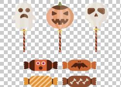 糖果万圣节计算机文件,搞笑万圣节糖果PNG剪贴画万圣节快乐,食物,图片