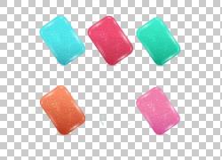 口香糖棒棒糖Gummi糖果,五颜六色的胶PNG clipart颜色飞溅,食物,图片
