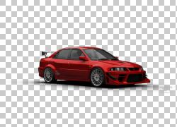 三菱Lancer Evolution中型车三菱汽车汽车,汽车PNG剪贴画紧凑型轿