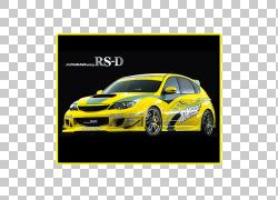 世界拉力赛汽车横滨橡胶公司ADVAN斯巴鲁,汽车PNG剪贴画紧凑型汽