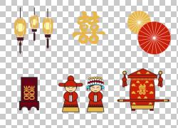 中国中国人婚姻,灯笼新娘和新郎婚礼汽车PNG clipart婚礼,人,婚礼