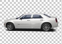 中型车2004克莱斯勒300M豪华车全尺寸车,车PNG剪贴画紧凑型轿车,