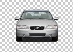 中型车2007沃尔沃S60紧凑型车,沃尔沃PNG剪贴画紧凑型汽车,玻璃,
