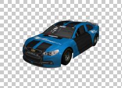 中型车跑车机动车,纳斯卡PNG剪贴画蓝色,汽车,性能汽车,体育,车辆