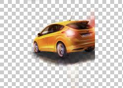 中型车轻型紧凑型车汽车设计,汽车照明效果PNG剪贴画轿车,汽车,灯