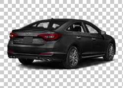 中型车2017日产Altima 2.5 SL现代,车载PNG剪贴画紧凑型轿车,轿车
