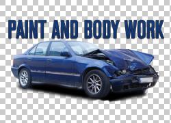 中型车个人豪华车城市汽车维修服务车牌,汽车PNG剪贴画紧凑型轿车