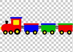 玩具火车铁路运输乘用车,火车司机的PNG剪贴画儿童,文本,徽标,卡