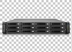 网络存储系统QNAP TS-1279U-RP Turbo硬盘QNAP Systems,Inc。QNAP