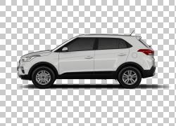 现代Creta Hyundai伊兰特现代雅绅特福特汽车公司,现代PNG剪贴画