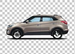 现代Creta汽车现代汽车公司日产X-Trail,现代PNG剪贴画紧凑型汽车