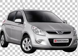 现代i20汽车现代汽车公司现代Atos,现代PNG剪贴画紧凑型轿车,轿车
