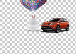 汽车生日蛋糕,汽车蛋糕PNG剪贴画紧凑型汽车,汽车事故,标志,气球,