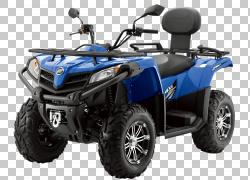 汽车摩托车全地形车四轮驱动自行车租赁,汽车PNG剪贴画自行车,汽
