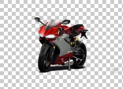 汽车摩托车汽车轮杜卡迪1199,调整PNG剪贴画自行车,汽车,运输方式