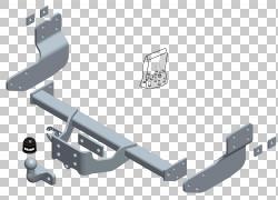 拖车拖车牵引杆汽车福特全顺6. sukupolvi,过境PNG剪贴画角度,其