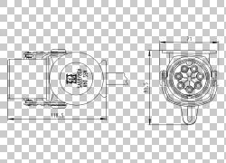 拖车连接器电连接器汽车绘图,汽车PNG剪贴画角度,汽车,运输,技术