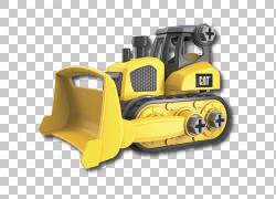 推土机卡特彼勒公司机器建筑工程施工组件,卡特彼勒自卸车PNG剪贴