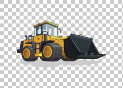 推土机挖掘机重型设备绘图,土木工程PNG剪贴画服务,人,汽车,运输