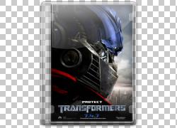 擎天柱YouTube变形金刚海报电影,变压器PNG剪贴画海报,摩托车头盔