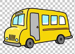 校车,旅行巴士的PNG剪贴画紧凑型汽车,汽车,运输方式,卡通,车辆,