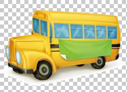 校车版税,校车PNG剪贴画摄影,学校用品,汽车,生日快乐矢量图像,运