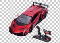 无线电遥控汽车兰博基尼Aventador遥控器,电动汽车PNG剪贴画汽车,