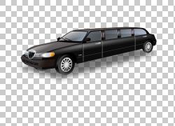 棕榈滩汽车出租车Oxyhydrogen豪华轿车,豪华汽车卡通材料PNG剪贴