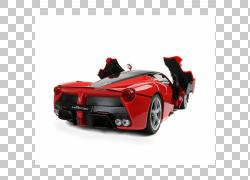 无线电遥控车跑车模型车超级跑车,法拉利PNG剪贴画汽车,车辆,运输