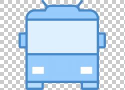 无轨电车电车运输,商品PNG剪贴画蓝色,文本,矩形,公共交通,运输,