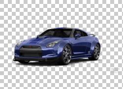 日产GT-R Car Rim汽车设计,汽车PNG剪贴画汽车,电脑壁纸,性能汽车
