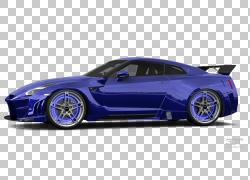 日产GT-R汽车丰田普锐斯丰田Alphard丰田凯美瑞,汽车PNG剪贴画蓝