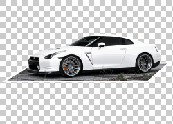 日产GT-R汽车轮胎合金轮圈,出界PNG剪贴画紧凑型汽车,汽车,性能汽