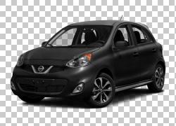 日产Micra两厢车前轮驱动,日产PNG剪贴画紧凑型轿车,轿车,驾驶,汽
