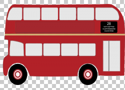 双层巴士AEC Routemaster,巴士PNG剪贴画校车,汽车,运输方式,车辆