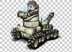 坦克警车动漫身体盔甲,纪念PNG剪贴画车辆,deviantArt,武器,战斗