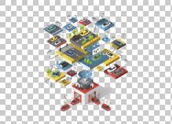 图形设计以图例解释者Behance例证,动画片城市PNG clipart信息图