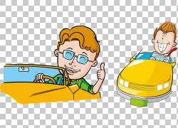 司机卡通海报,摩托车男子PNG剪贴画漫画,儿童,食品,驾驶,文本,业