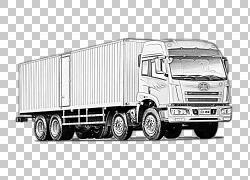 商用车Car Font Awesome Truck GitHub,汽车PNG剪贴画紧凑型汽车,