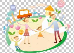 幸福的家庭PNG剪贴画爱,万圣节快乐,汽车,生日快乐矢量图像,离婚,