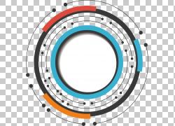 图表,技术圆背景PNG剪贴画信息图表,电子产品,颜色,封装的PostScr