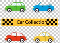 手绘卡出车PNG剪贴画水彩画,紧凑型汽车,手,老式汽车,名片,汽车,