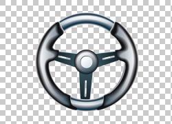 在精细汽车方向盘PNG剪贴画汽车,汽车维修店,卡通,车辆,轮辋,产品