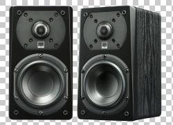 扬声器5.1环绕声家庭影院SVS低音炮,音频扬声器Pic PNG剪贴画电子