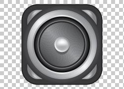 扬声器声音Android Treble,手持扬声器PNG剪贴画扬声器,汽车低音