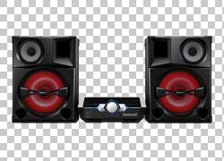 音乐中心高保真家庭音响扬声器家庭影院系统,高保真PNG剪贴画电子