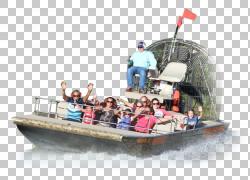 邪恶的飞艇乘坐大沼泽地奥兰多国际机场,船PNG剪贴画运输方式,车