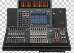 音频混音器数字调音台雅马哈M7CL雅马哈汽车公司,混音器PNG剪贴画