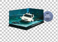 詹姆斯邦德莲花Esprit汽车阿斯顿马丁DB5,动作模型PNG剪贴画电子,